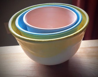 Nesting Mixing Bowls - Set