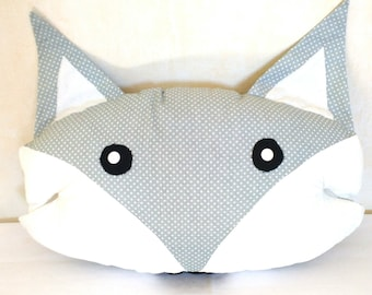 Adorable Wolf cushion