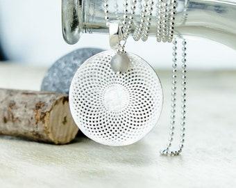 Necklace Ornament Silver 925