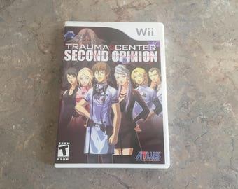 Trauma Center: Second Opinion Nintendo Wii