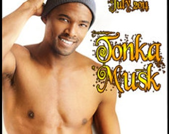 Tonka Musk - Handcrafted Fragrance for Men / Unisex - Love Potion Magickal Perfumerie