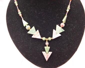 Arrowhead Necklace ~ Vintage