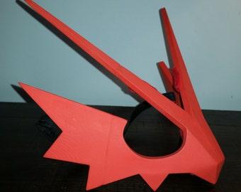 Blaziken Mask // Pokemon Cosplay // 3D Printed Accessories