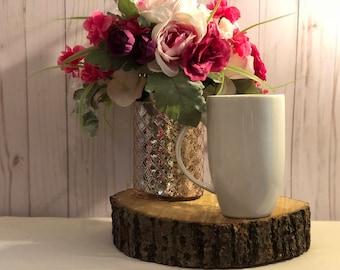 CUSTOM 24 oz Large Ceramic Mug