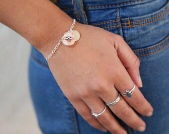 Custom portrait animal, initial bracelet, custom pet bracelet, memory pet jewelry, Pet Memorial Bracelet, Personalized Photo
