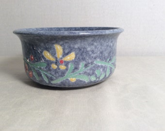 Handpainted bowl any occasion colorful