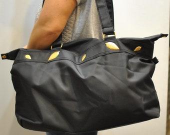 Vintage OVERSIZE SHOPPING BAG..............(514)