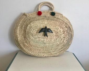 Lisbonita Basket Bag