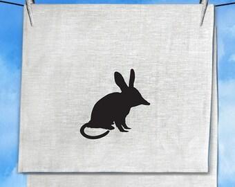 Bilby LinenTea Towel Free Shipping Australia Wide.