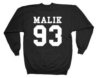 Zayn Malik One Direction Sweatshirt