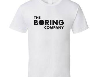 Get Boring T Shirt