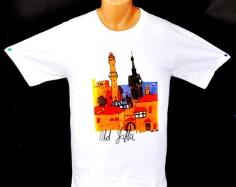 Old Jaffa T-shirts High Quality 100% Cotton