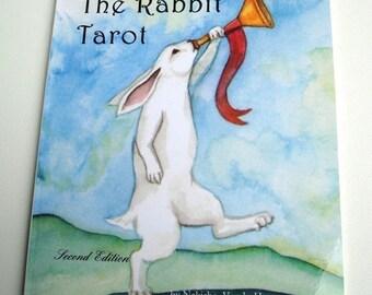 USED copy - The Rabbit Tarot Book