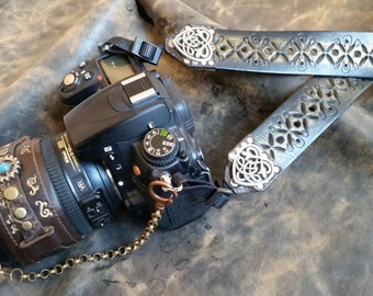 Leather Camera Strap by CameraPunk™