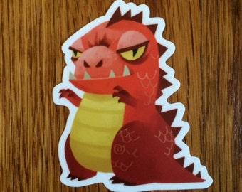 Kurl - Sticker