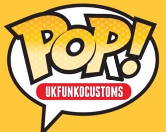 Custom Funko Pop - Made to Order