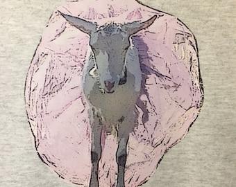 Goat Ballerina T Shirt