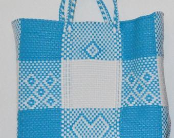 MEXICAN WOVEN  BAG