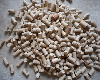 Wine Bottle Corks for Craft Home Decor Projects, 400 estimate