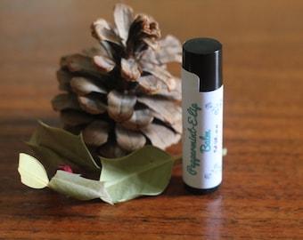Peppermint-E Lip Balm - 100% Natural - Shea Butter & Coconut Oil