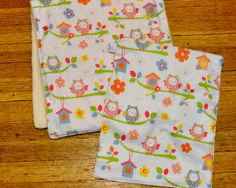 SALE! Changing Pad and Wet Bag Combination - essential for cloth diapering families, awesome for disposable diapering families