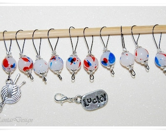 Stitch Markers for knitting stitch markers