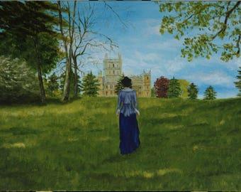 Patrimony Oil Painting