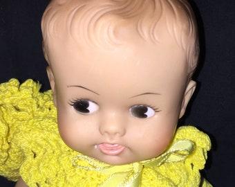 Vintage Side Glance Doll