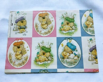 Vintage | Woofits | Wrapping Paper