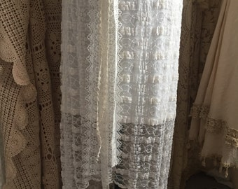 Shabby chic clothing, shabby chic skirt, lace clothing, gypsy clothing, womens skirts, shabby chic lace, romantic clothing, boho chic