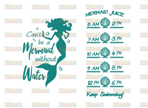 Items Similar To Mermaid Decal Can T Be A Mermaid