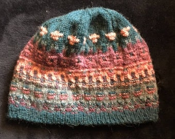 Hand-Knit Winter Hat