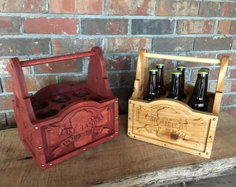 Insulated 6 Pack Beer Holder