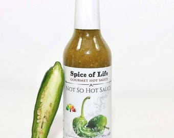 Not So Hot Sauce