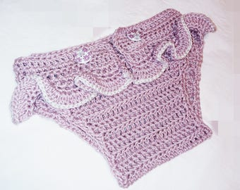 baby diaper cover to crochet croschet