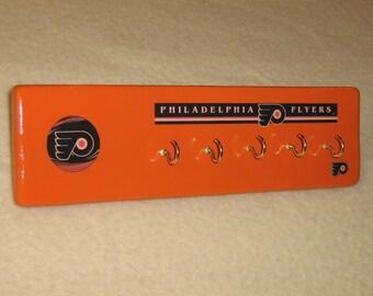 Philadelphia Flyer's key rack