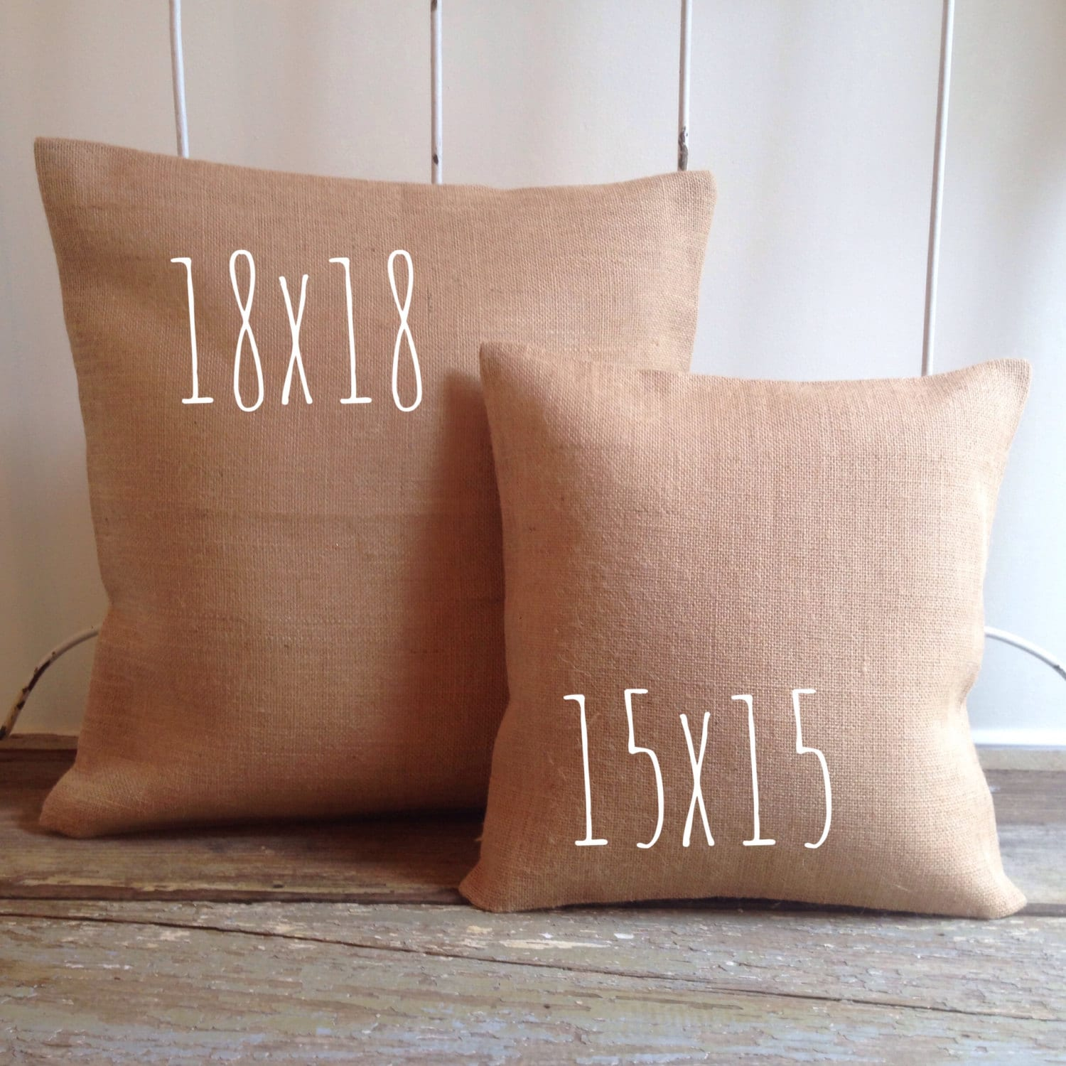 beach recycled pin denim upcycled decor boho throw cover chic burlap pillow