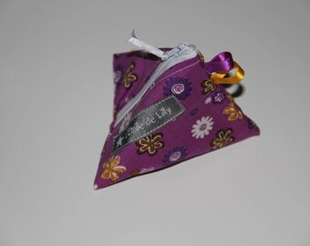 Small cherry purple floral Kit