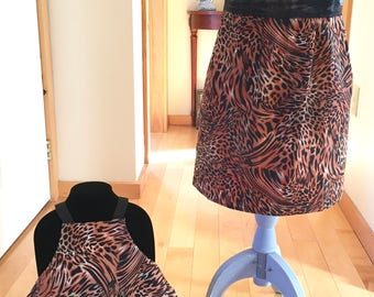 Mommy & Me Apron Sets Tiger