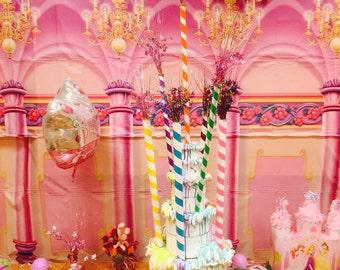 FAIRY PRINCESS PARTY Birthday Tea Celebration with Favors, Bloomday