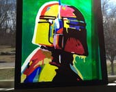 Abstract Mandalorian Sold...