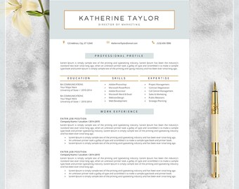 how to design resume