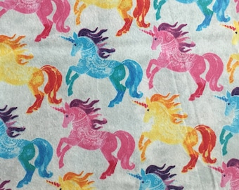 Rainbow Unicorn Weighted Blanket. Pick your Size, Weight, and Color. 2,3,4, 5, 6, 7, 8, 9, 10, 11, 12, 13, 14, or 15 pounds..FREE SHIPPING!!