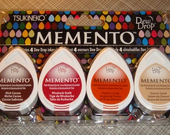 Memento Dew Drop- 4 pack-Arizona Canyons MM-100-005
