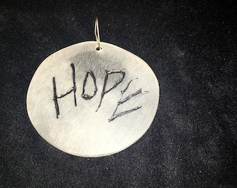 Women's March Hope Single Pierced Earring