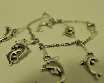 Sea Themed Charm Bracelet