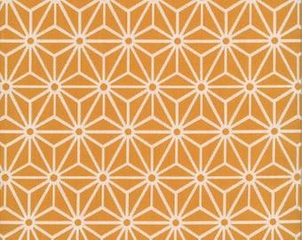 fabric, Crystal, geometric, stars, Sun East, design, Scandinavian, Japanese patterns