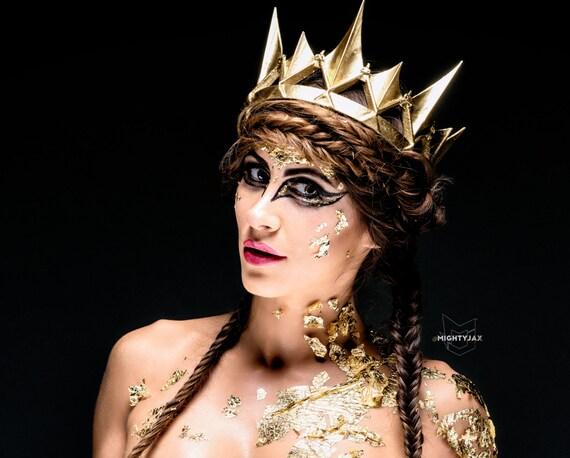 Queen Ravenna Makeup