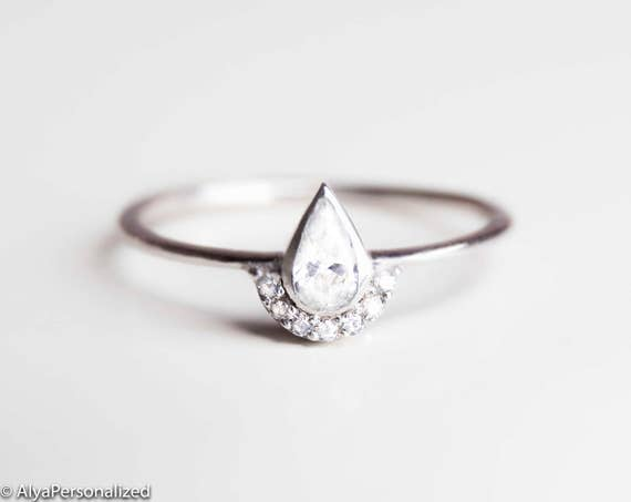 unconventional wedding rings alternative engagement ring minimalist engagement ring 8156