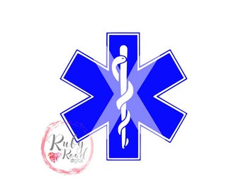 paramedic logo etsy rh etsy com paramedic logo design paramedic logo design